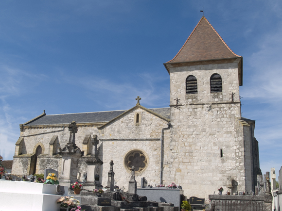 Eglise Saint - Salvy