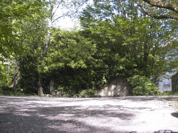 Ruines eglise roudoulous